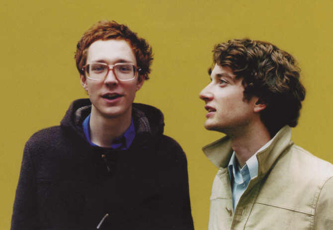 Watch: Kings Of Convenience – Me In You