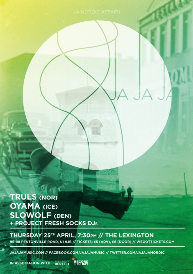 April 2013 – TRULS, OYAMA and SLOWOLF