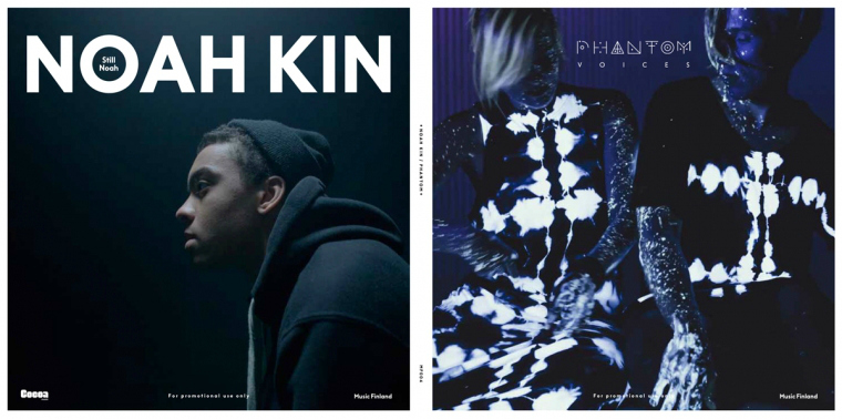 Listen: Noah Kin/Phantom – Split 7″