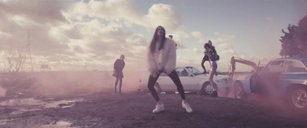 MØ video still