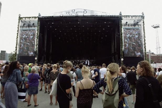mainstage Flow festival