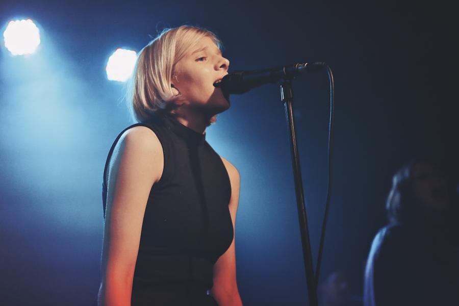 Aurora Aksnes - Ja Ja Ja September - by Sara Amroussi-Gilissen
