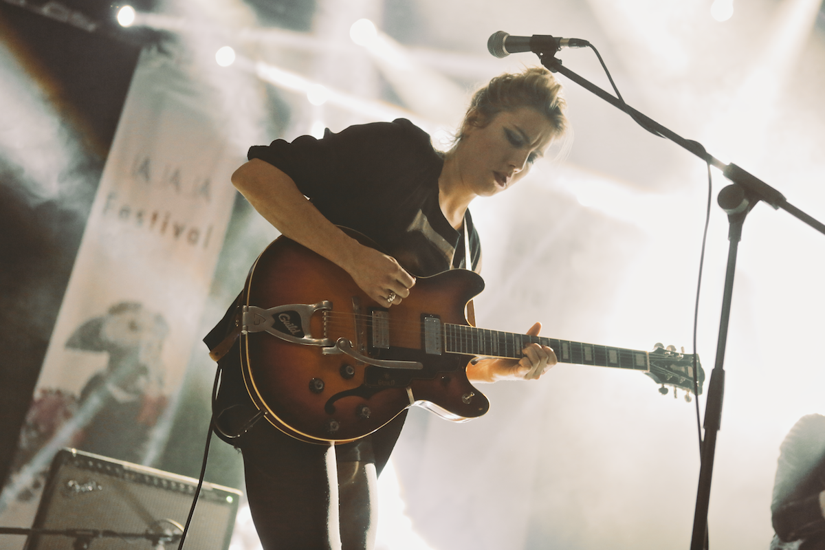 Jenny Wilson - Ja Ja Ja Festival - Thursday by Sara Amroussi-Gilissen