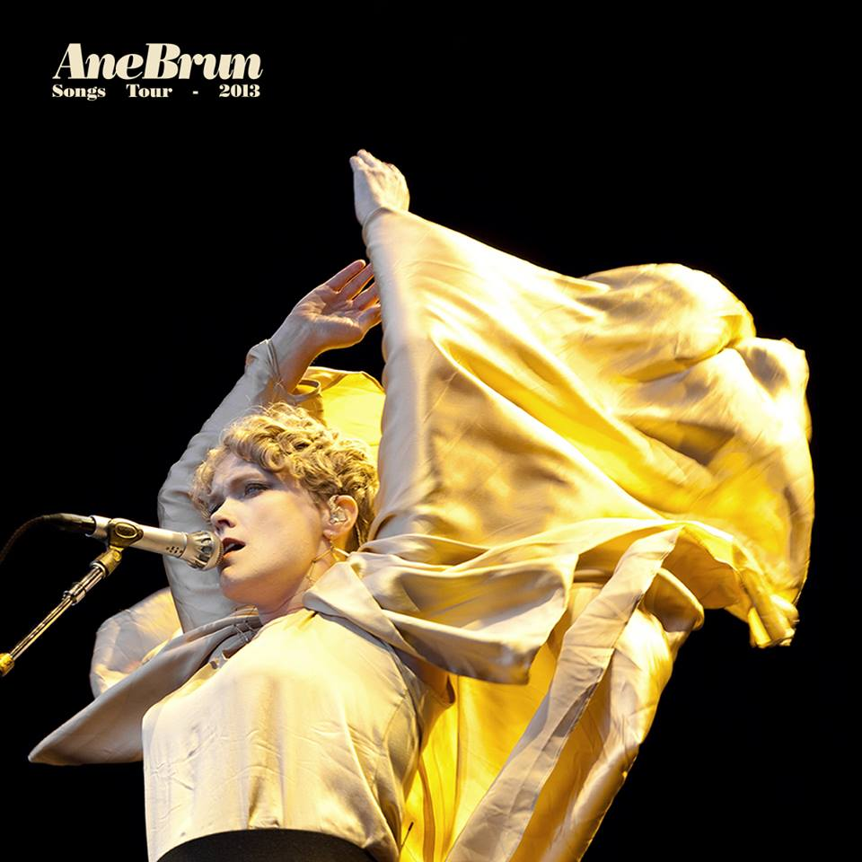 Watch: Ane Brun – The Puzzle (Live)