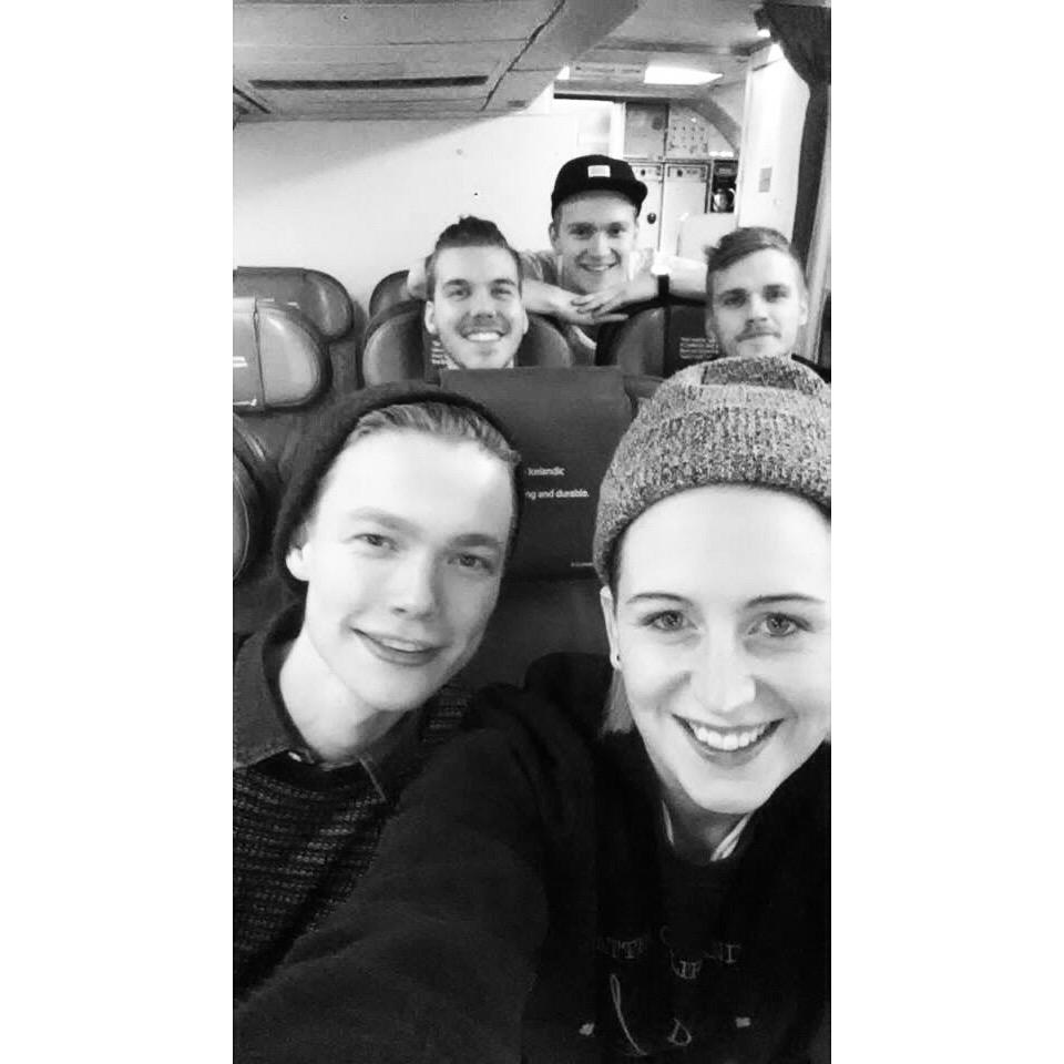 03 - Ready for takeoff selfie!