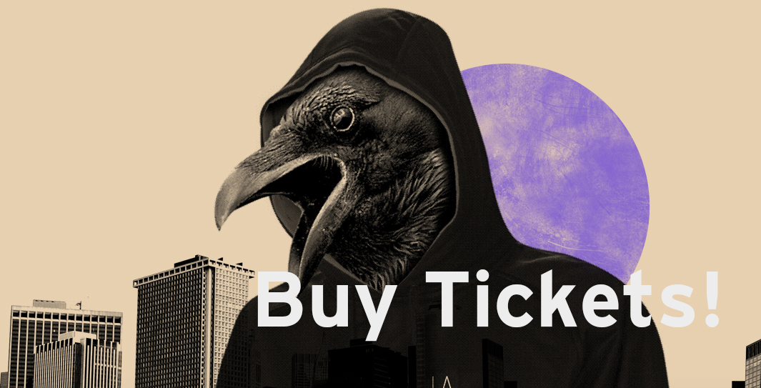 crow tickets