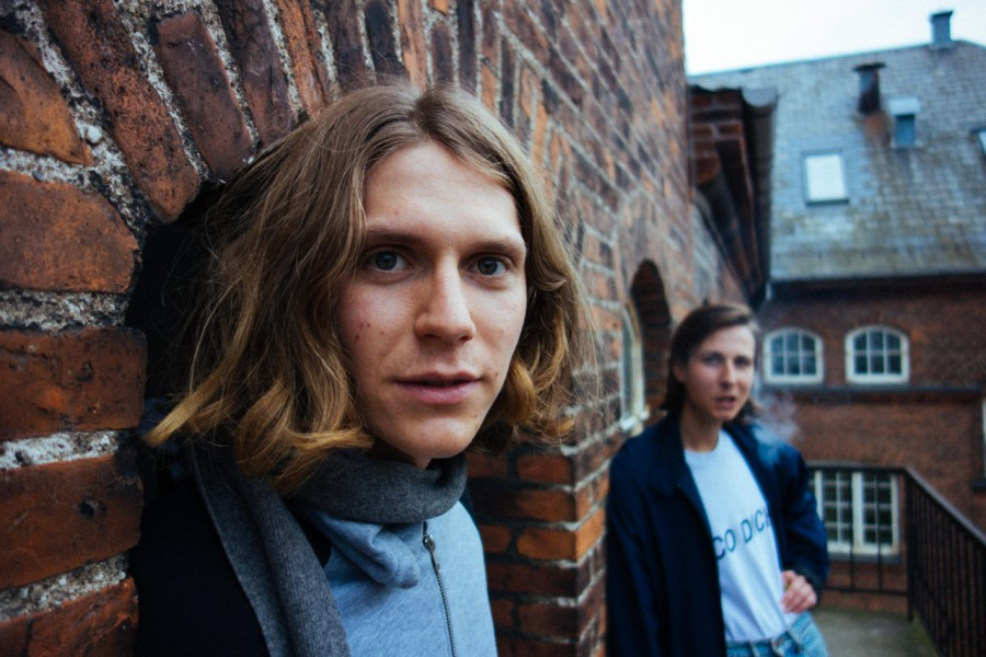 4. Niklas - and Niels from Vinnie Who, the wonderfull band we'll be supporting in April!