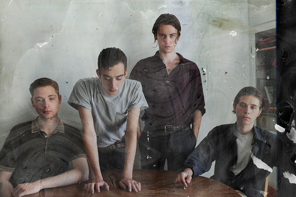 WIN! Tickets to see Iceage live in London!