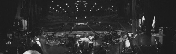 06 Soundcheck stage view