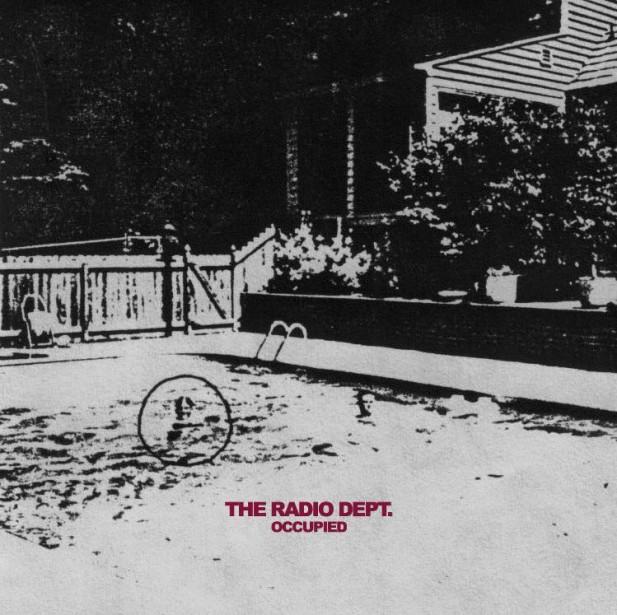 Radio Dept Occupied artwork