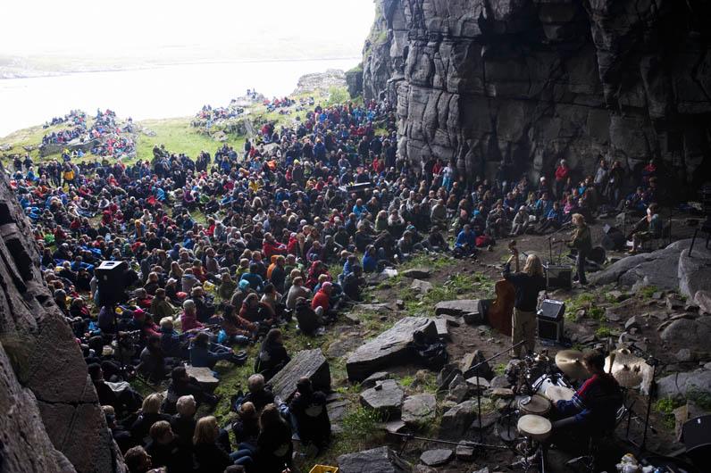 Træna : le festival du bout du monde