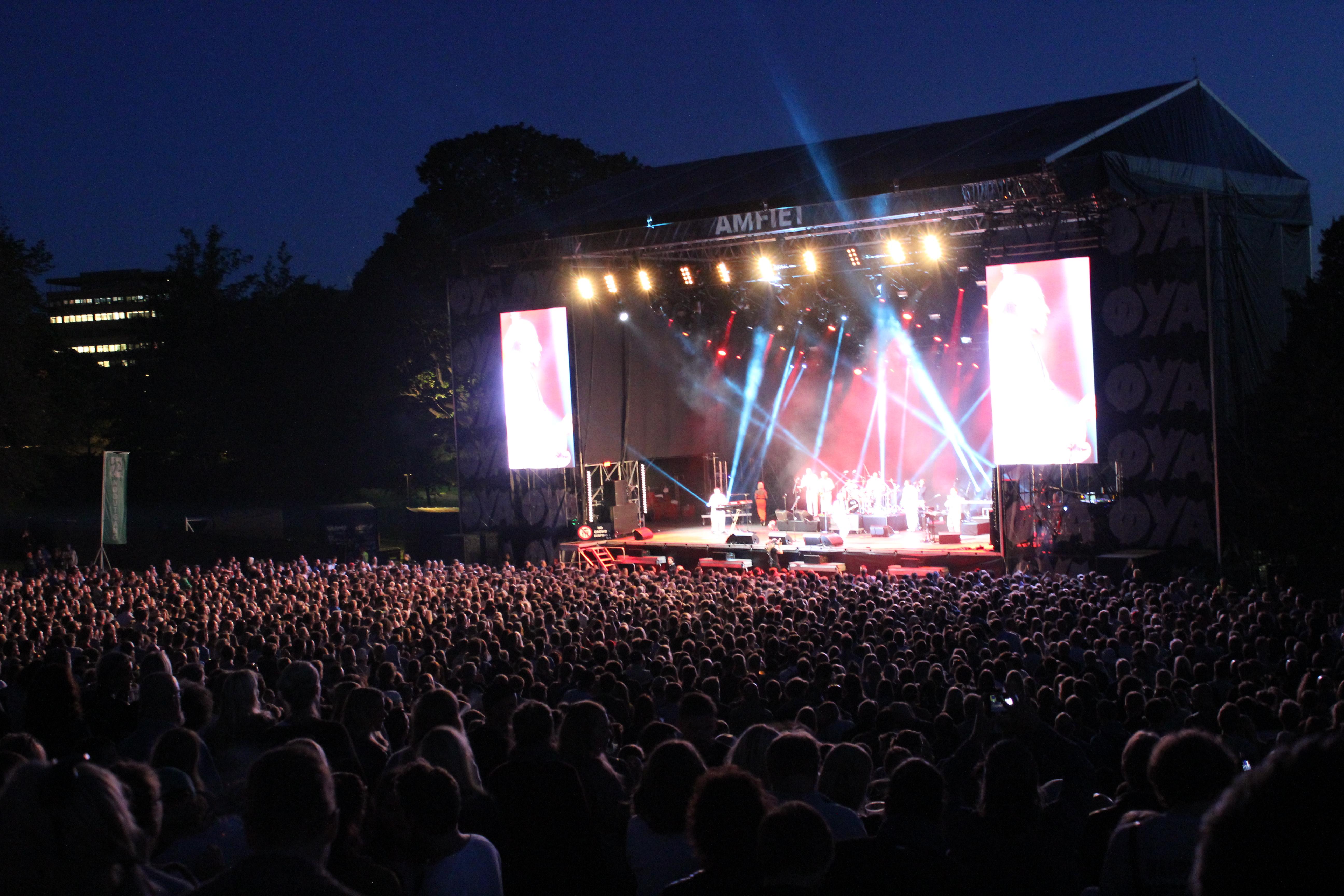 Review: Øya Festival 2015