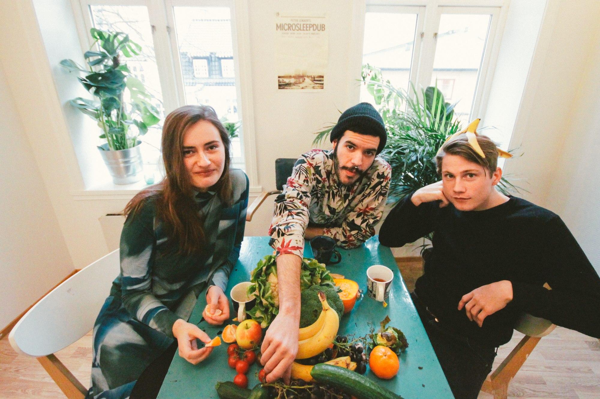Listen: Living – Cerulean