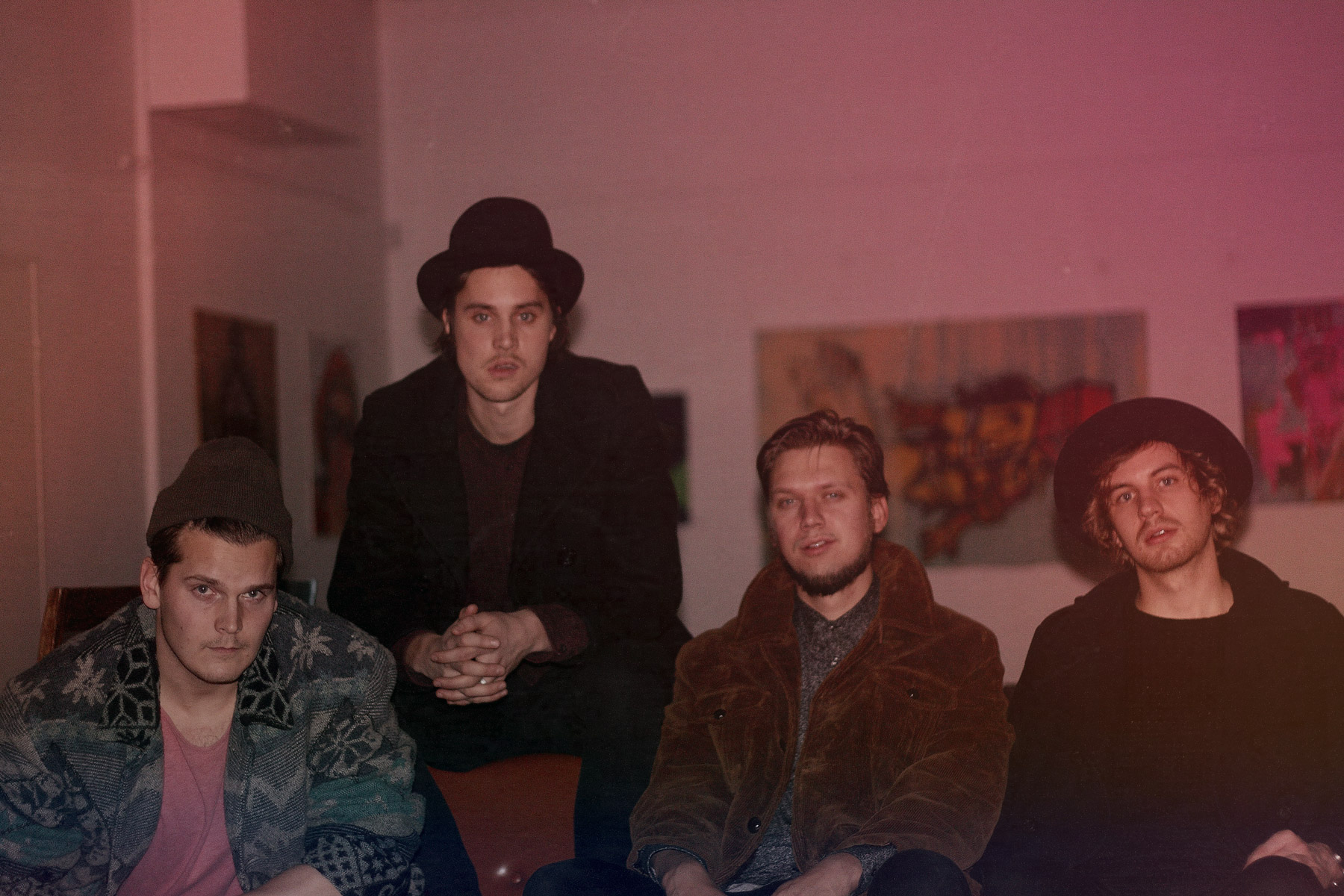 Listen: Big Wave Riders – Escaping The City