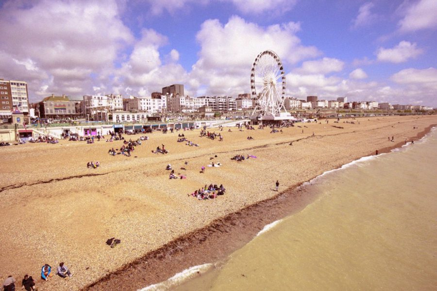 Great Escape Brighton-Sea-Front-Dan-Dennison