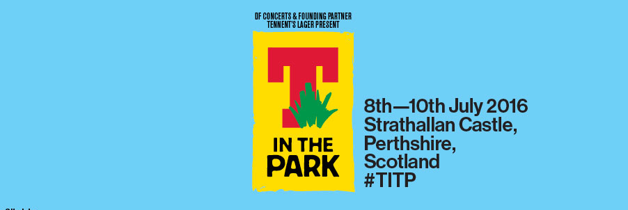 T-in the park crop