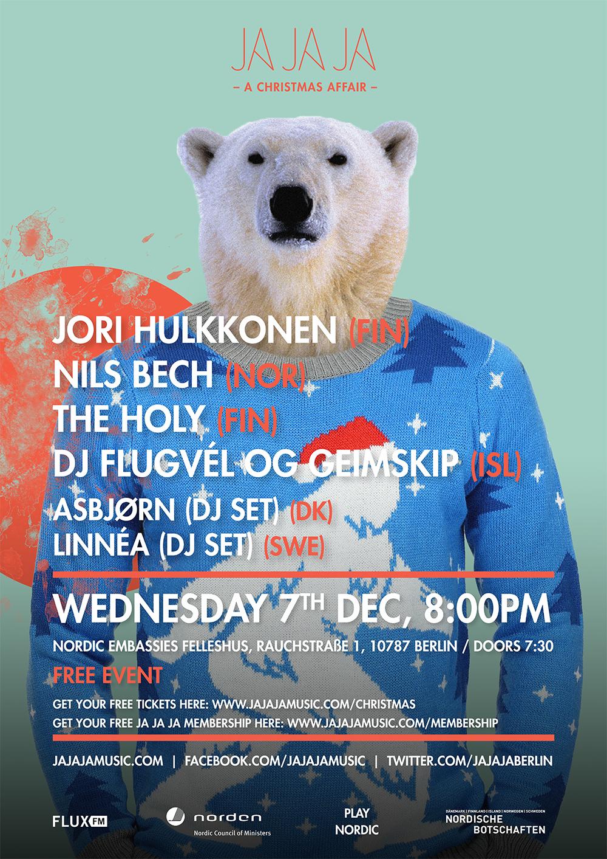JaJaJa_Christmas_Party_Poster