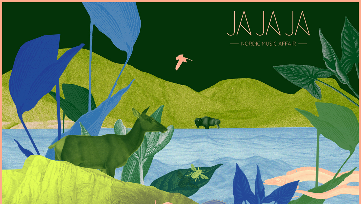 Ja Ja Ja Berlin presents IRAH, Mikko Joensuu and aYia in April!