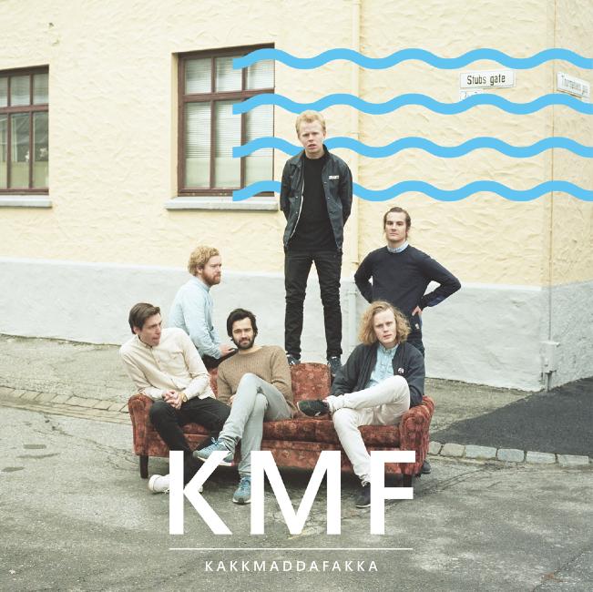 KAKKMADDAFAKKA unleash 'May God' – a new track from their album KMF!