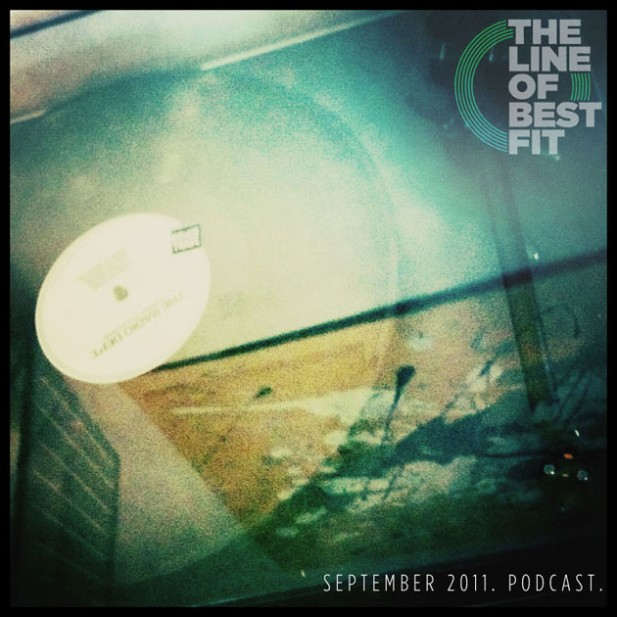 Brand new Loney dear, premieres on The Line Of Best Fit podcast