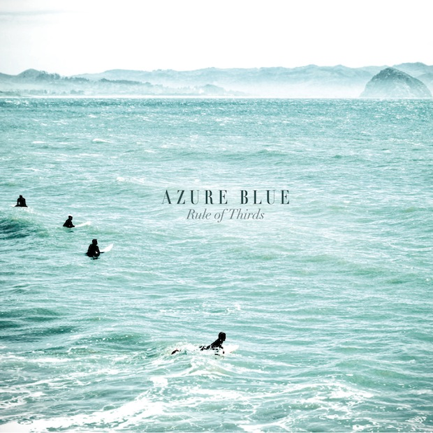 Album Stream: Azure Blue – Rule of Thirds