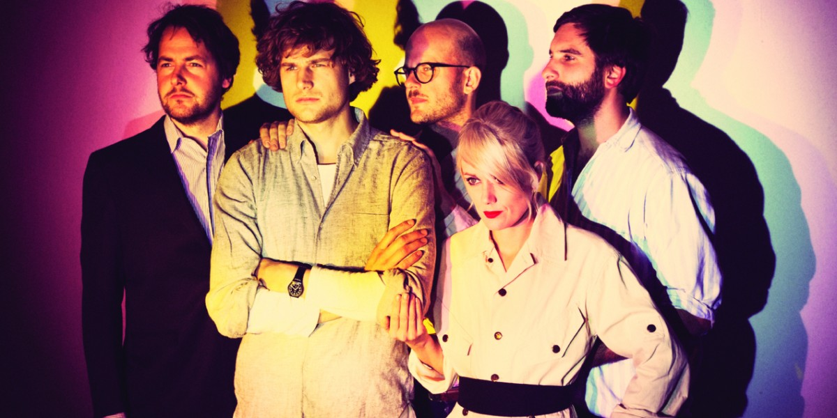 Listen: Shout Out Louds – Walking In Your Footsteps (Lissvik Remix)