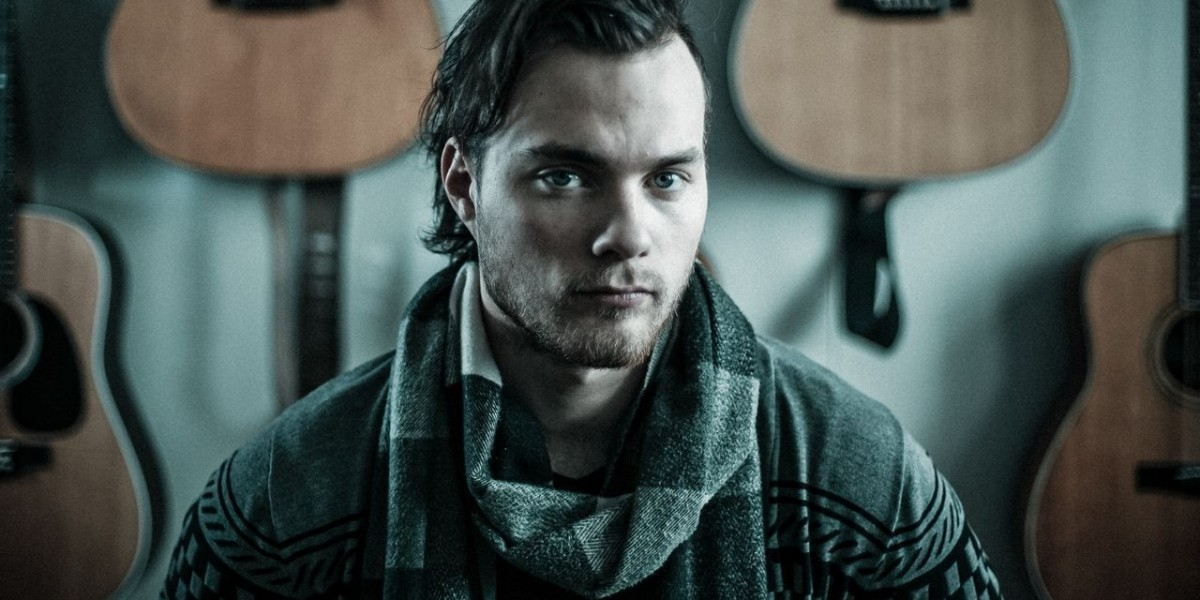 Watch: Ásgeir Trausti – On That Day (The Toe Rag Acoustic Sessions)