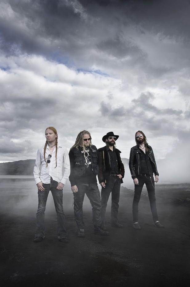 April 2010 Metal Hammer – Thunderstone, Solstafir & Vreid