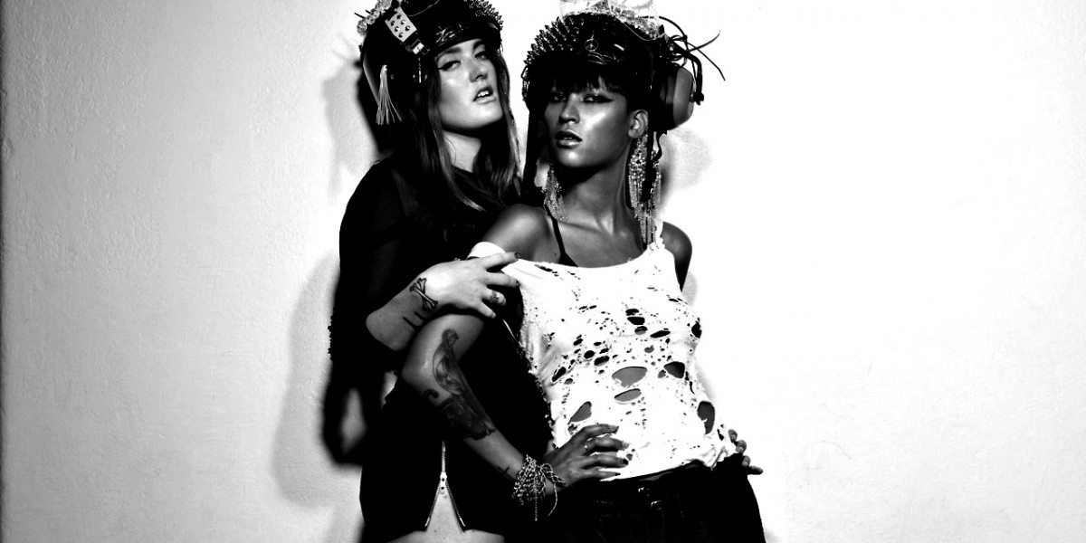 Icona Pop hit number one in the UK singles chart with 'I Love It'!