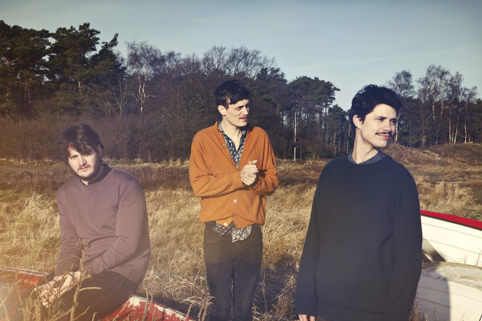 Watch: Efterklang – Black Summer / Between The Walls