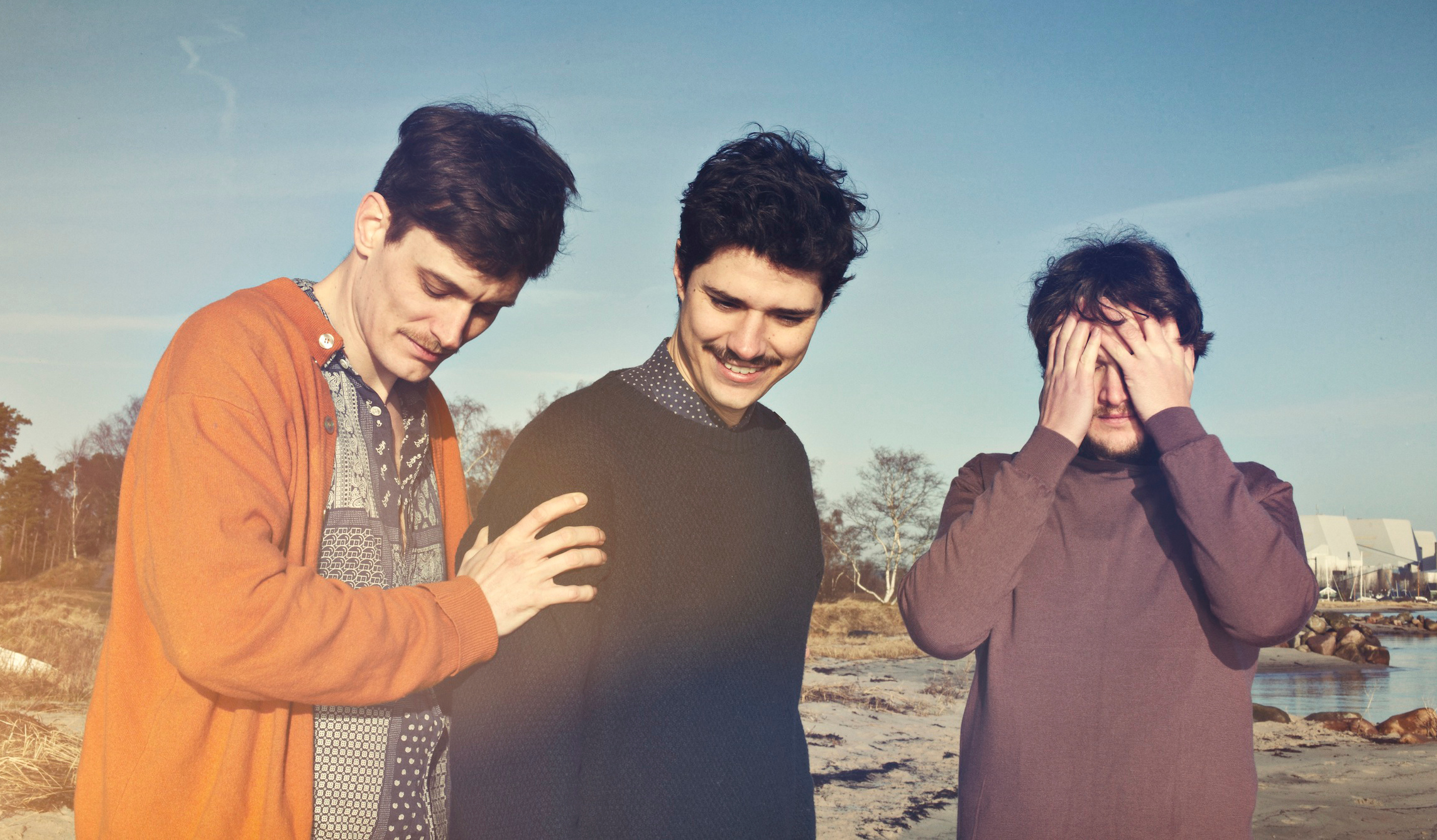Watch: Efterklang – Monument