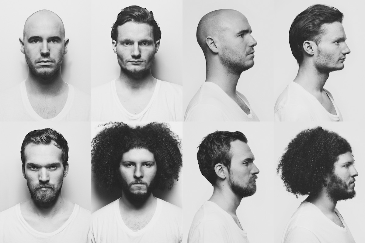 Watch: Agent Fresco – Dark Water