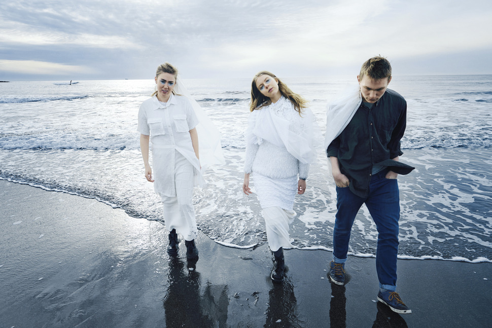 Listen: Samaris – Brennur Stjarna