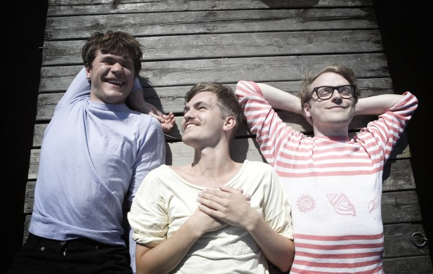 Nordic Gig Guide: Simian Ghost, Blaue Blume, Farao and More!