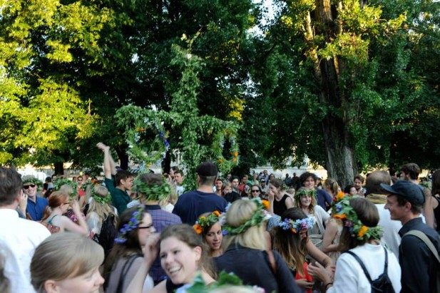 Check Out: Berlin Midsommar Festival!