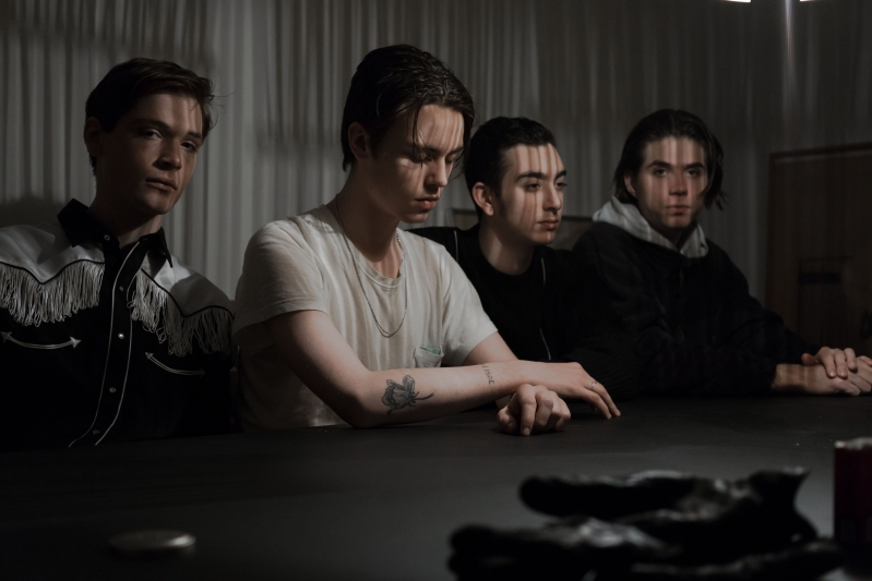 Watch: Iceage – 'Forever'