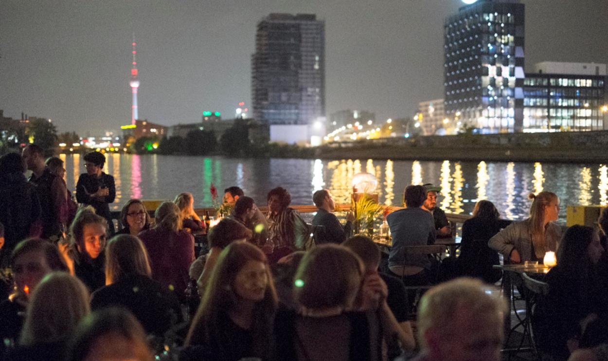 Gallery: Ja Ja Ja Berlin with Naomi Pilgrim, Alfred Hall and Blaue Blume