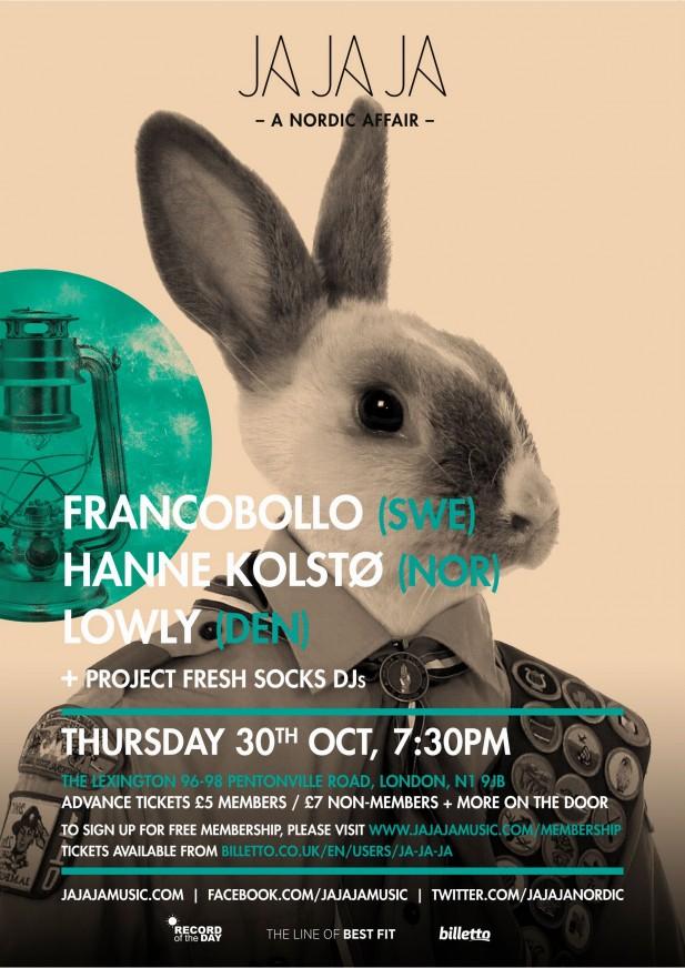 October 2014 – Francobollo, Hanne Kolstø, Lowly