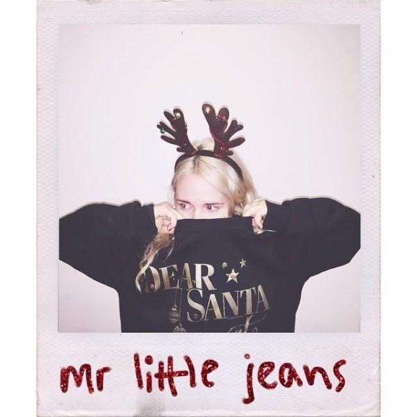 Listen: Mr Little Jeans – Dear Santa