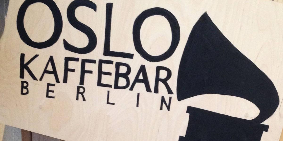 Ja Ja Ja gets to know Oslo Kaffebar!