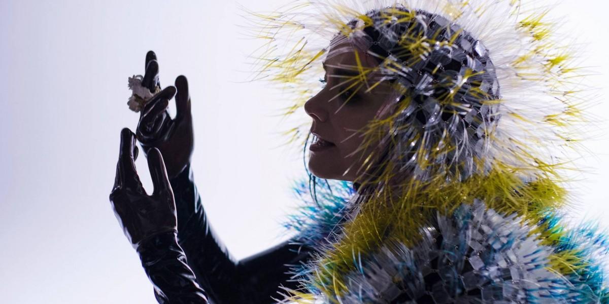 Watch: Björk's 360-degree interactive video for 'Stonemilker'
