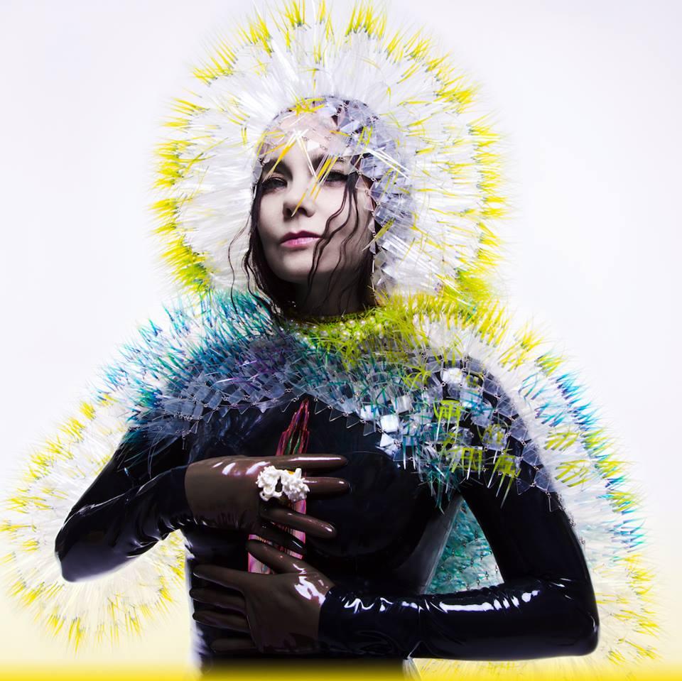 Watch: Björk – lionsong