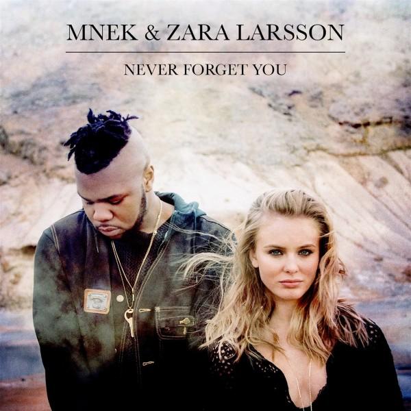 Watch: Zara Larsson & MNEK – Never Forget You