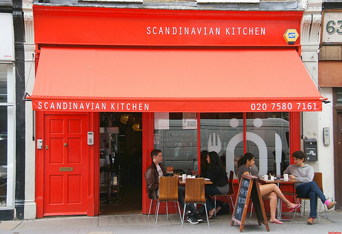 COMPETITION: Win lunch for 2 at the Scandinavian Kitchen in London!