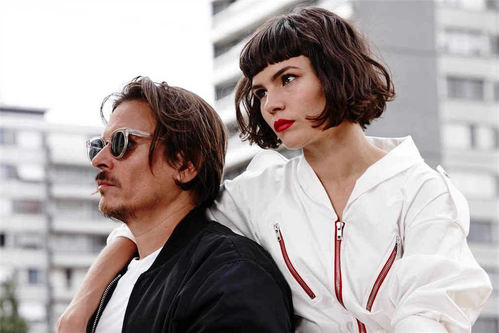 Listen: The Dø – Trustful Hands [The Gravity Remix]