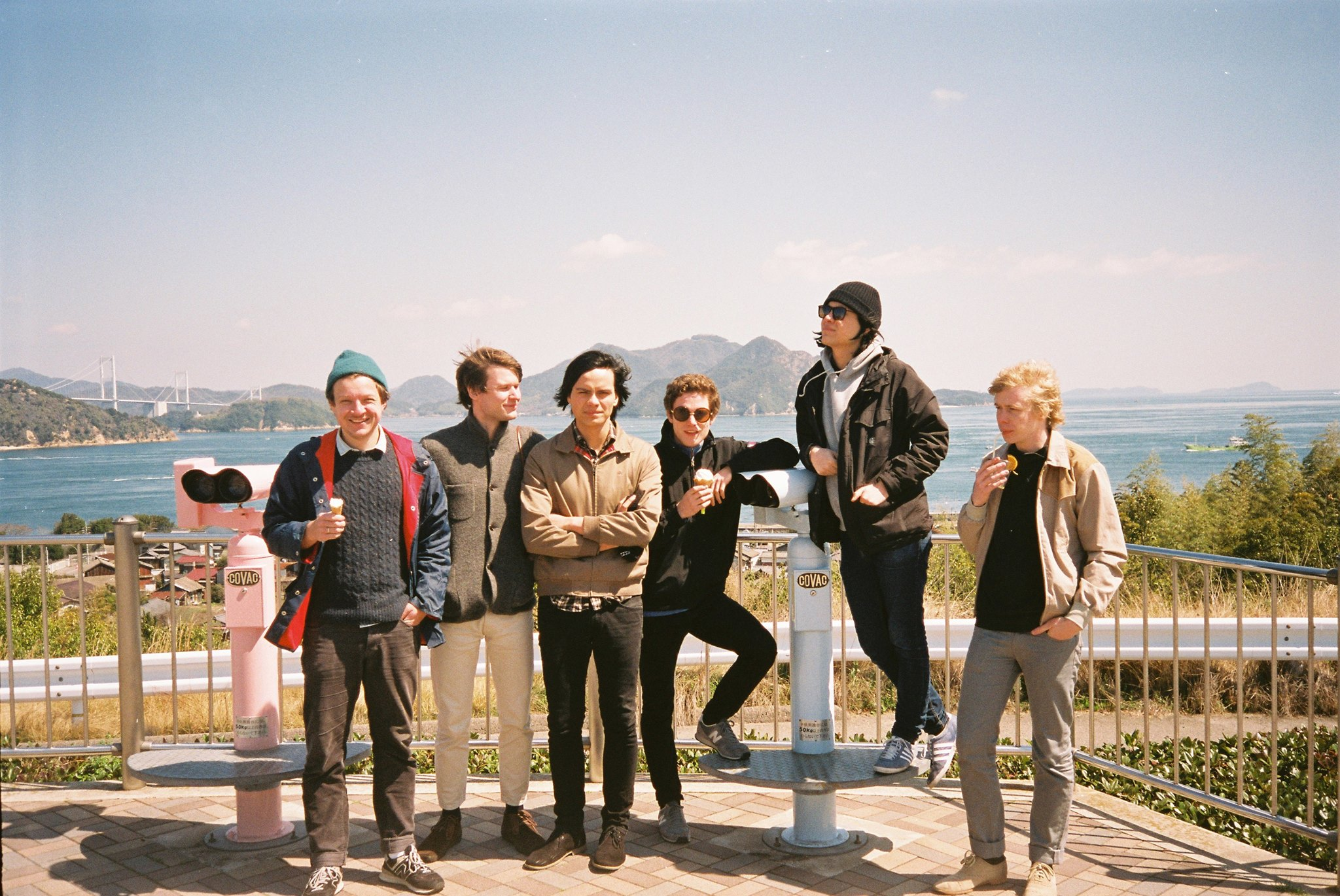Listen: Young Dreams – Of The City