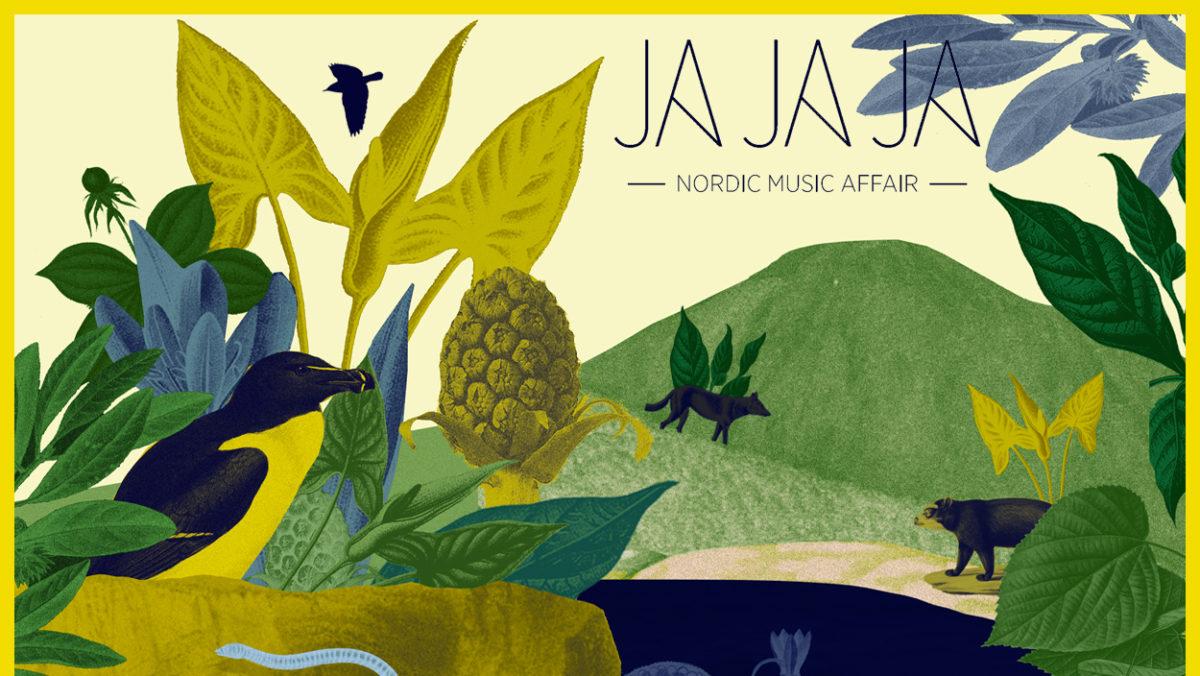 Ja Ja Ja London + DIY present Ruby Empress, Slowes + Tófa in April!