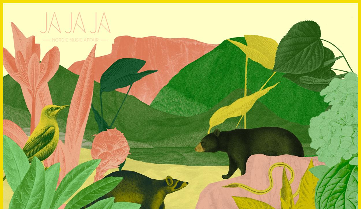 Ja Ja Ja Berlin returns in May to present Firefox AK, JFDR + Misty Coast!