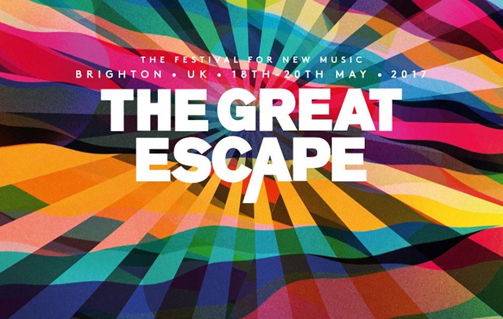 Nordic artists take over The Great Escape Festival 2017!