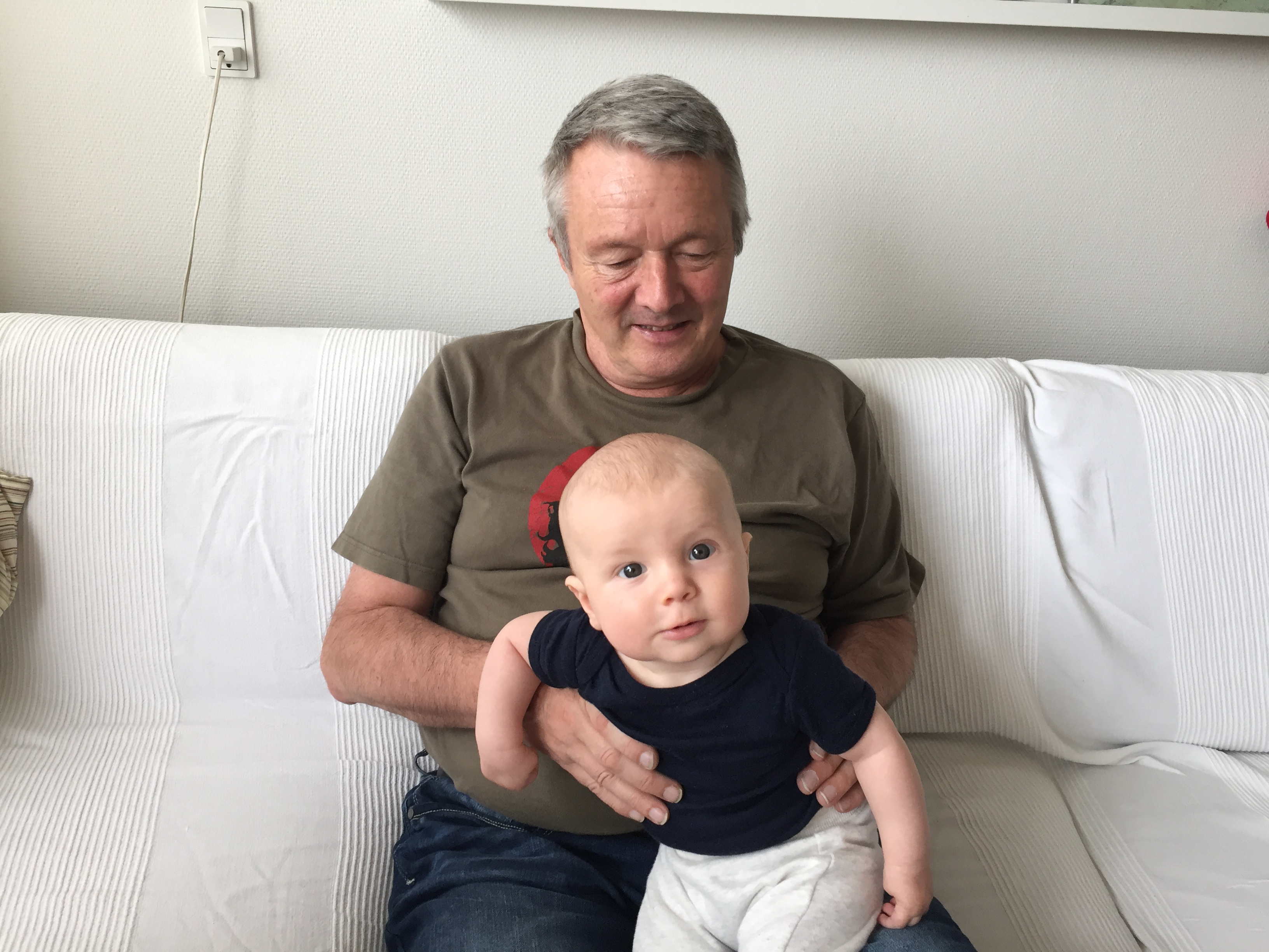 5-My-father-Ole-and-my-son-Elvin